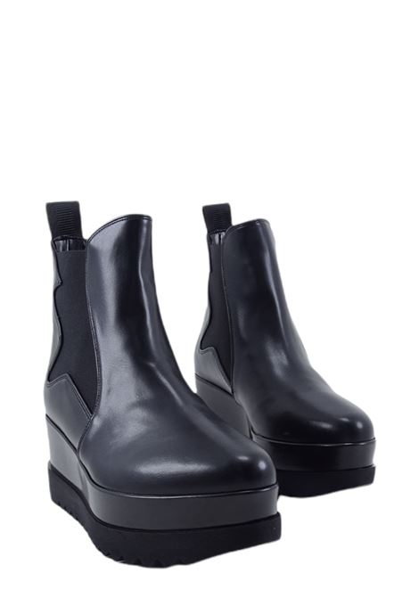 LORENZO MARI | Ankle Boots | LONG BEACH 01NERO