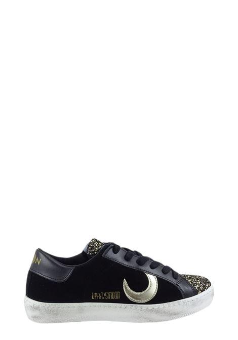 UMA PARKER | Sneakers | 620221NERO/ORO