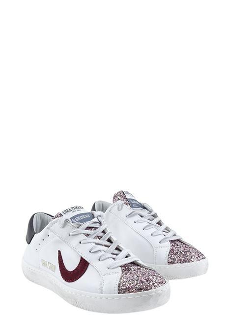 UMA PARKER | Sneakers | 800221BIANCO/ROSE'