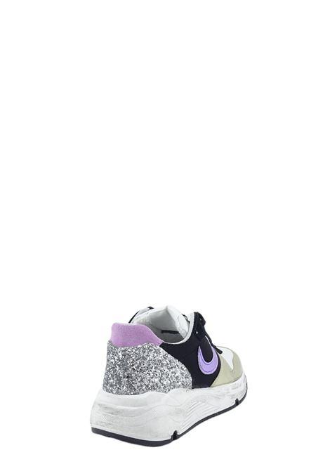 UMA PARKER | Sneakers | 870221NERO/ARGENTO/ROSE'