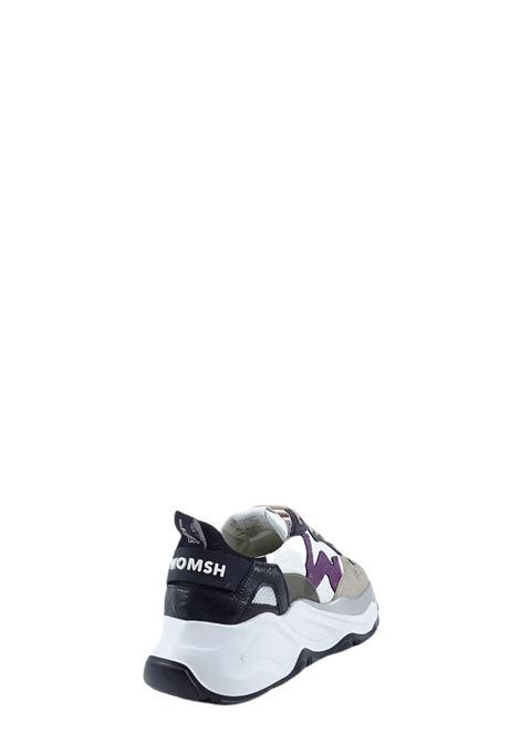 WOMSH | Sneakers | FU007ROSE