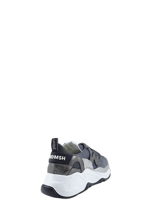 WOMSH | Sneakers | FU008SILVER