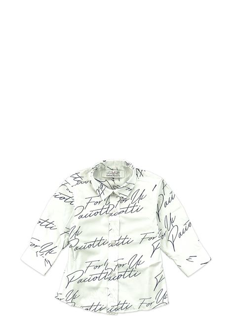 4US - CESARE PACIOTTI | Shirt | CMP2121B100