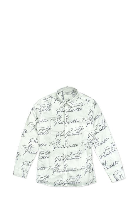 4US - CESARE PACIOTTI | Shirt | CMP2121J100