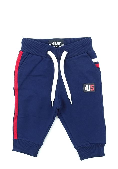 4US - CESARE PACIOTTI | Sweat pants | PFP2105B850