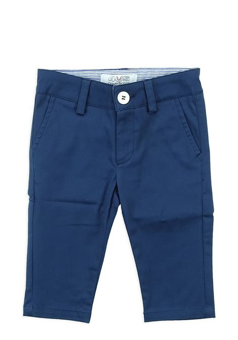 Pantalone 4US - CESARE PACIOTTI | Pantaloni | PTP2122B850