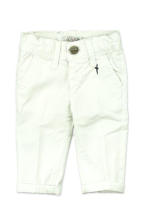 Pantalone 4US - CESARE PACIOTTI | Pantaloni | PTP2125B100