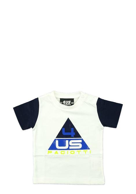 T-shirt 4US - CESARE PACIOTTI | T-shirts | TSP2101B100
