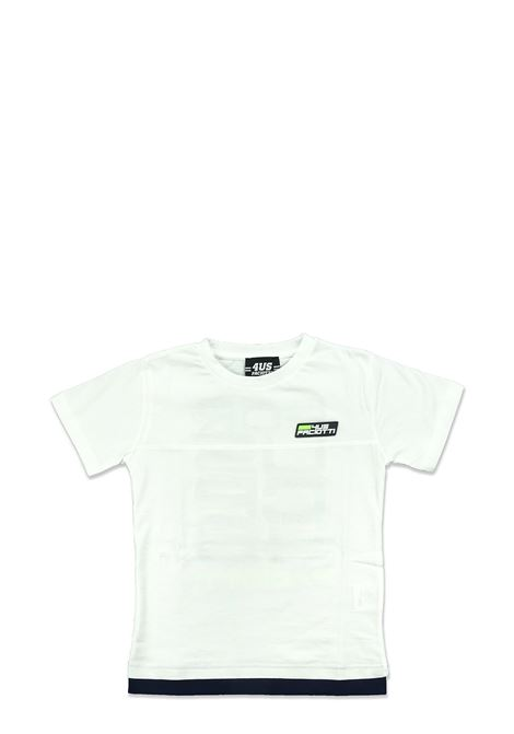 T-shirt 4US - CESARE PACIOTTI | T-shirts | TSP2102J100