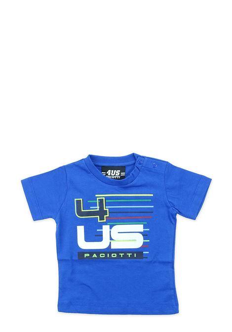 T-shirt 4US - CESARE PACIOTTI | T-shirts | TSP2109B830