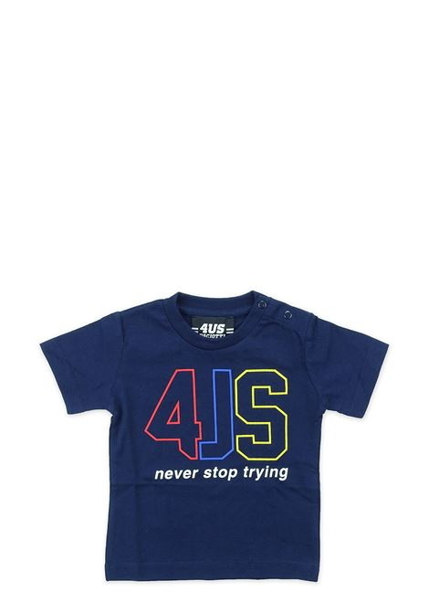 T-shirt 4US - CESARE PACIOTTI | T-shirts | TSP2111B850