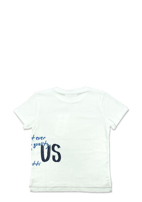 T-shirt 4US - CESARE PACIOTTI | T-shirts | TSP2130J100