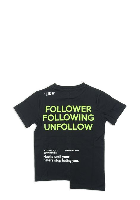 T-shirt 4US - CESARE PACIOTTI | T-shirts | TSP2133J1000