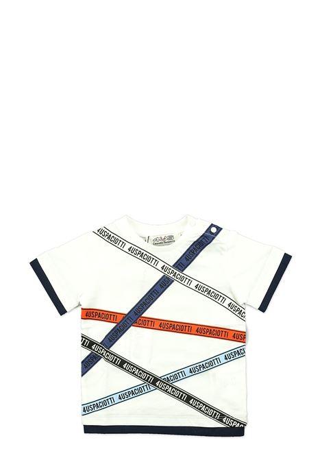 T-shirt 4US - CESARE PACIOTTI | T-shirts | TSP2145B850