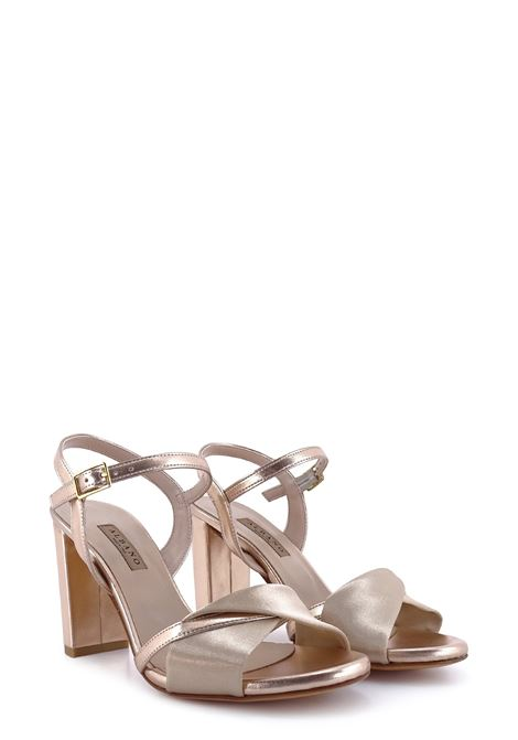 High Heel Sandals ALBANO | High Heel Sandals | 4004RAME/CIPRIA