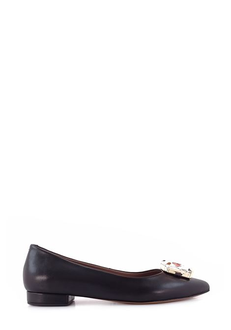 Flat Shoes ALBANO | Flat Shoes | 4089NERO