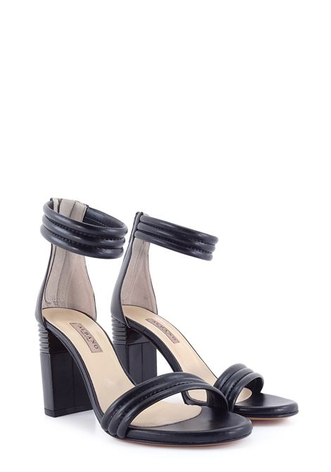 High Heel Sandals ALBANO | High Heel Sandals | 4181NERO