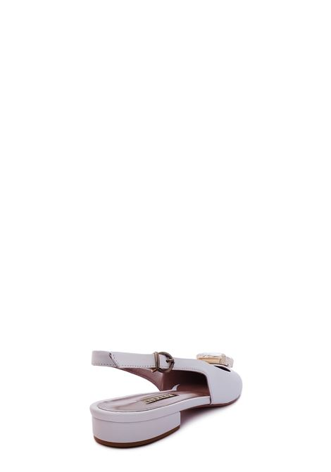 ALBANO | Flat Shoes | 4192BIANCO
