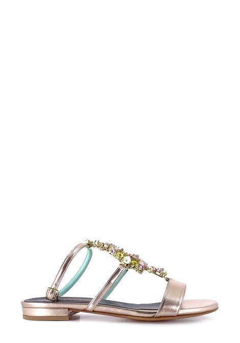 Flat Sandals ALBANO | Flat Sandals | 4229RAME