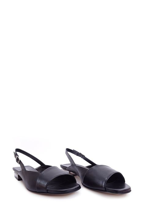 Flat Sandals AURORA PARIS | Flat Sandals | TED9002NERO