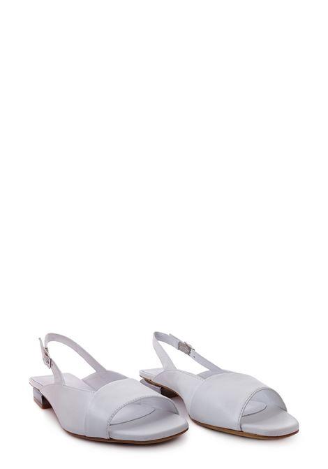 AURORA PARIS | Flat Sandals | TED9002OFFWHITE