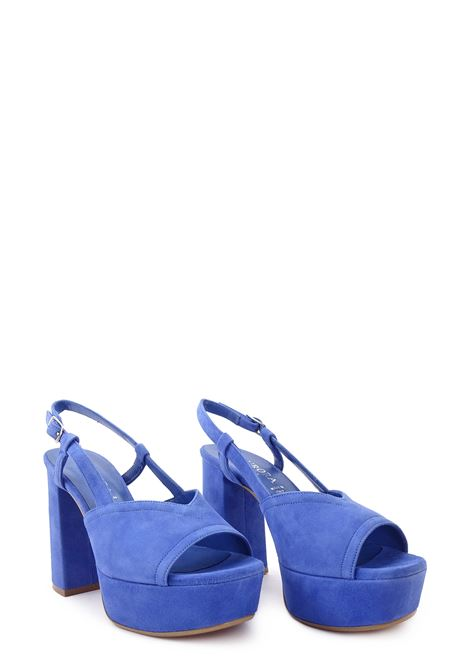 High Heel Sandals AURORA PARIS | High Heel Sandals | TEDP13DEEP