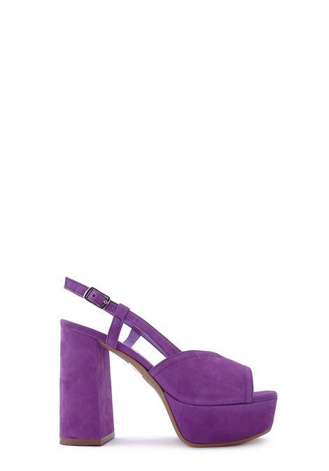 High Heel Sandals AURORA PARIS | High Heel Sandals | TEDP13GLICINE