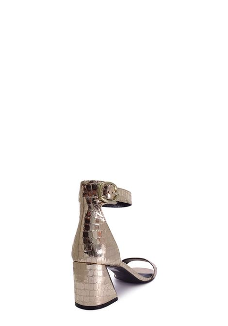 BRUNO PREMI | High Heel Sandals | BZ1201XPLATINO