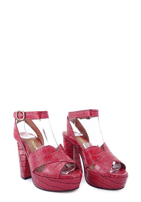 High Heel Sandals BRUNO PREMI | High Heel Sandals | BZ1513XROSSO
