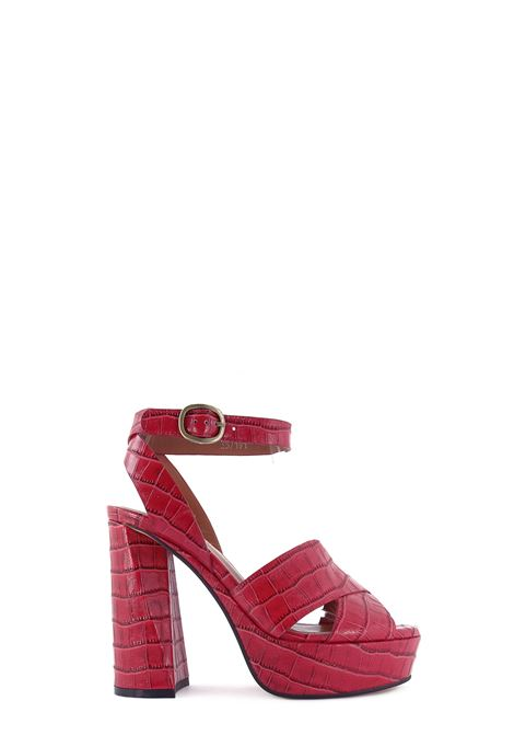 High Heel Sandals BRUNO PREMI | High Heel Sandals | BZ1513XROSSO
