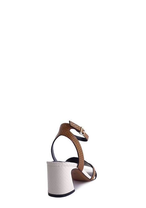 High Heel Sandals BRUNO PREMI | Flat Sandals | BZ3004XAVORIO/CUOIO