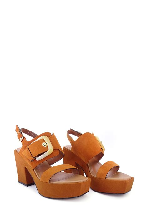 High Heel Sandals BRUNO PREMI | High Heel Sandals | BZ5805XCUOIO