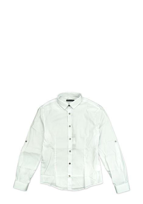 Camicia DANIELE ALESSANDRINI | Camicie | 1235C0582BIANCO