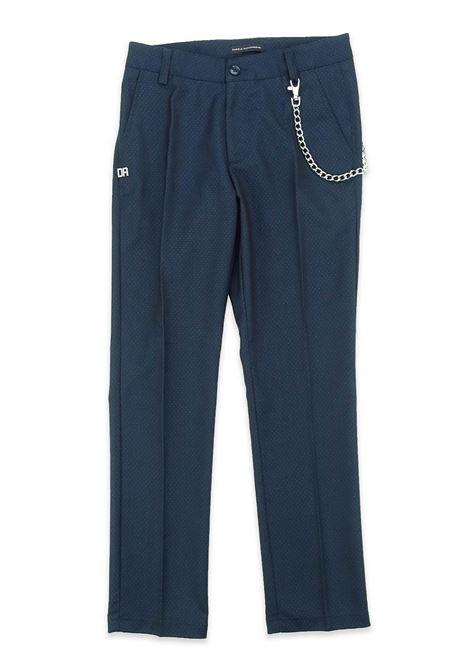 Pantalone DANIELE ALESSANDRINI | Pantaloni | 1235P0551BLU