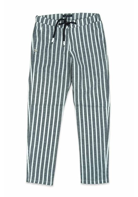 Pantalone DANIELE ALESSANDRINI | Pantaloni | 1235P0602NERO