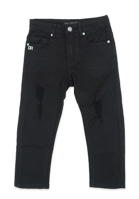 Pantalone DANIELE ALESSANDRINI | Pantaloni | 1235P0623NERO