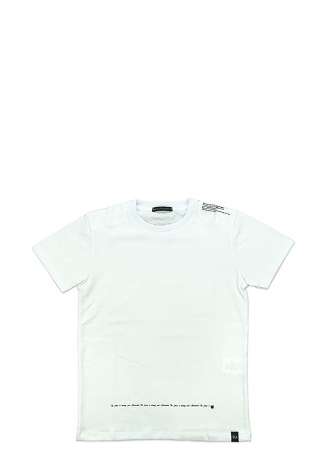 T-shirt DANIELE ALESSANDRINI | T-shirts | 1236M0675BIANCO