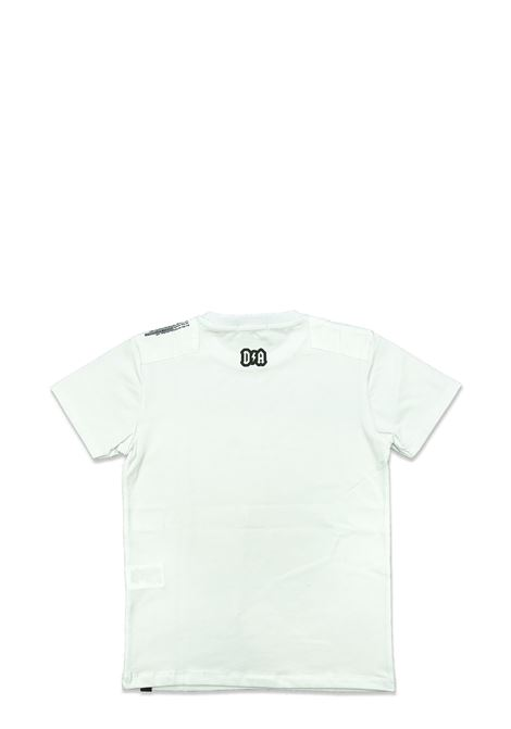 DANIELE ALESSANDRINI | T-shirt | 1236M0675BIANCO