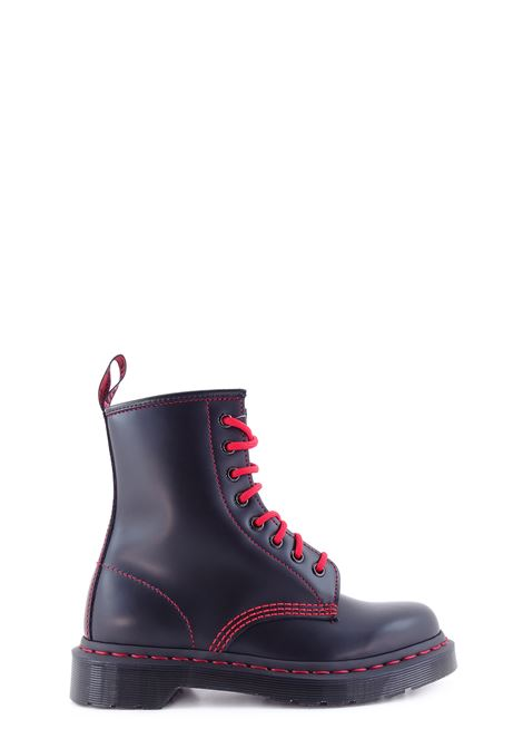 Low Boots DR. MARTENS | Low Boots | 1460RED STITCH BLACK