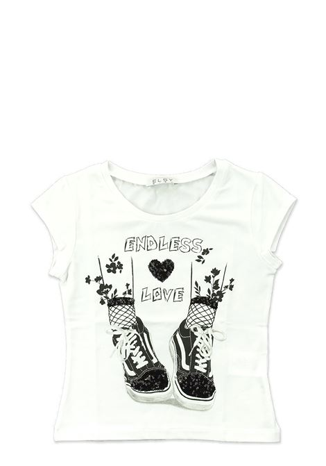 ELSY GIRL FASHION | T-shirt | 4917 0T1000017