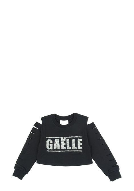 GAëLLE | Sweatshirt | 2746F0133NERO