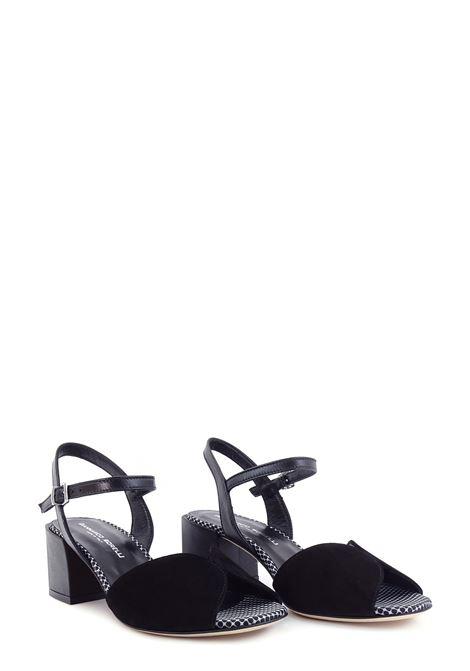 High Heel Sandals GIANMARCO SORELLI   High Heel Sandals   2036NERO