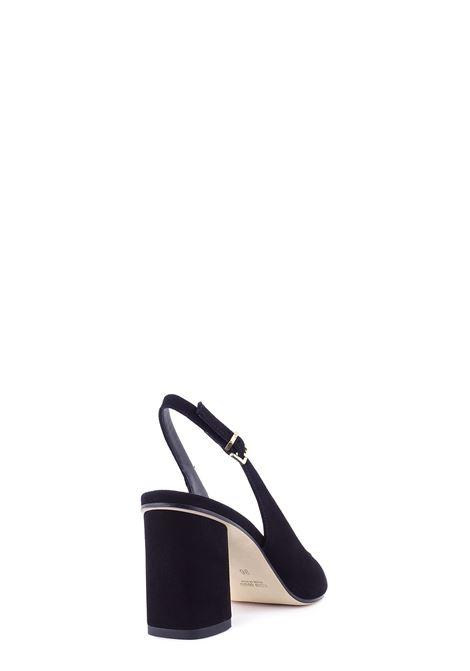 Sandali alti GIANMARCO SORELLI | Sandali alti | 2040NERO/PLATINO