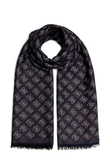 GUESS | Scarf | AM8615 WOL03BLU