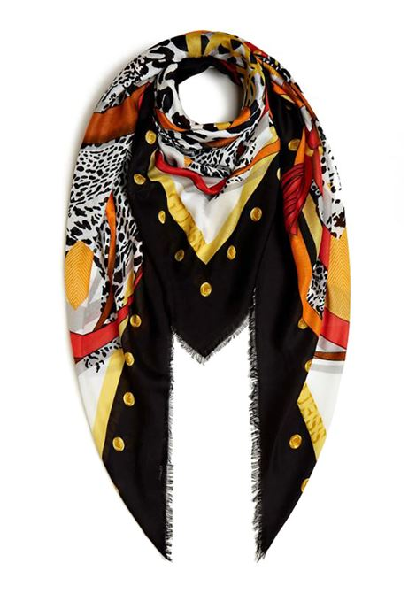 GUESS | Scarf | AW8380 VIS03BLA