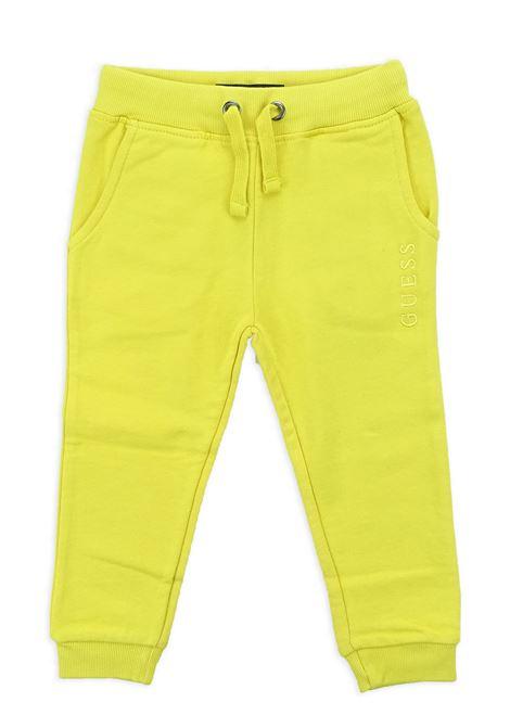 Pantalone felpa GUESS | Pantaloni felpa | H01T02 K8D80GLRY