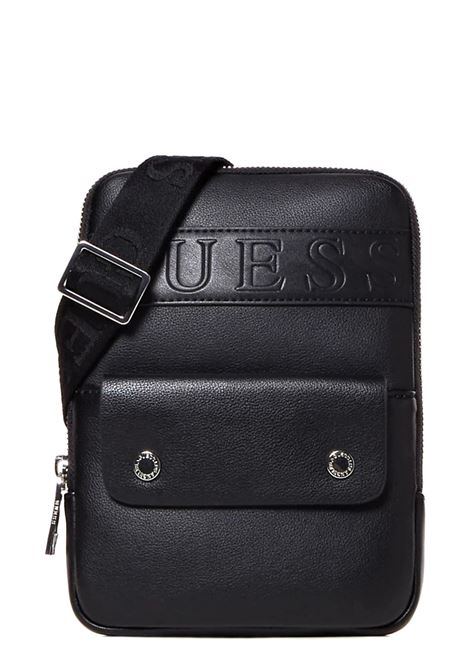 GUESS | Man bag | HM6837 PL201BLA