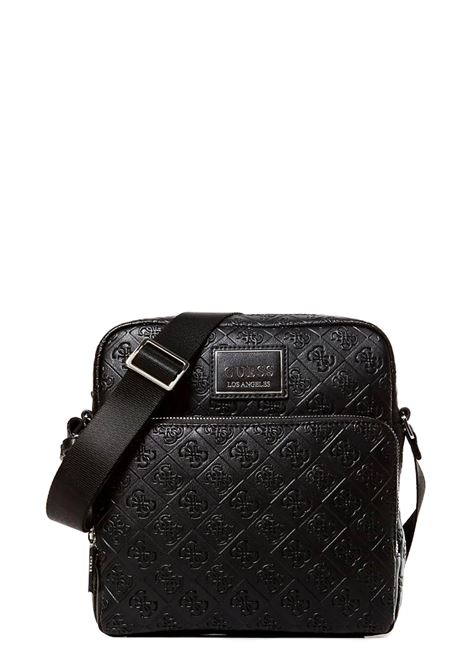 GUESS | Man bag | HMDNLE P0226BLA