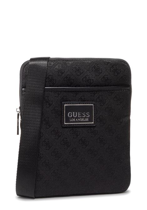 GUESS | Man bag | HMDNLJ P0224BLA