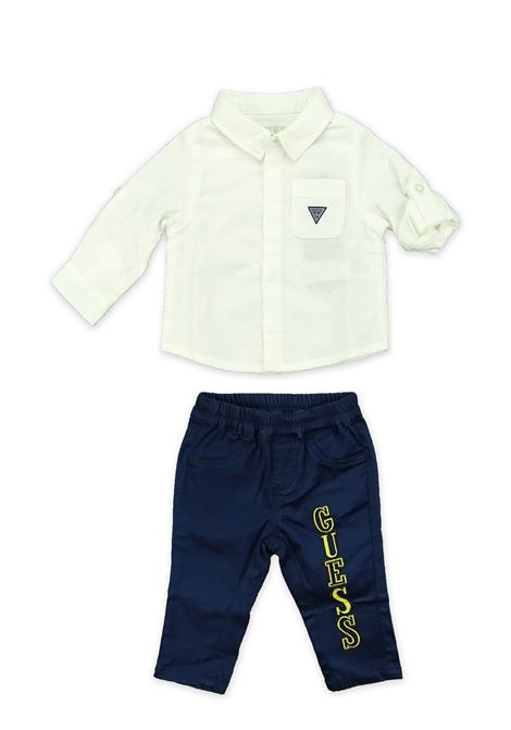 GUESS | Outfit | I01G05 W9CL0TWHT